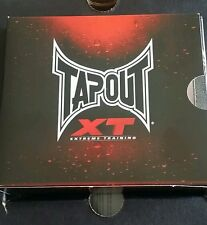 Tapout XT Base Kit and Strike Training MMA DVD Set