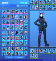 ⚡RAFLE ⚡ 180 Skins⚡ 149 Backs ⚡ 95 PICKAXE ⚡ 81 GLIDERS ⚡FULL ACCESS⚡
