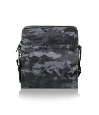 Tumi Harrison Stratton Crossbody Bag Camouflage Grey Small