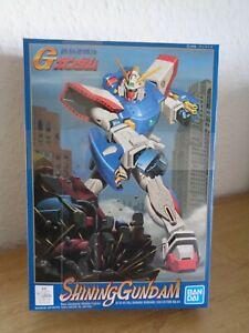 Gundam G-01: Shining Gundam (OVP) Bandai 1/144 - Modellbausatz