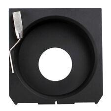 Linhof 21mm Copal #0 Recessed Lens Board Technika Wista Chamonix Ebony Tachihara