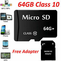 16GB Micro MicroSD Memory card for Snooper DVR4-HD DashCamClass 10 80MB//s