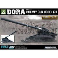 Soar Art 1539999  - 1/35 Eisenbahngeschütz Dora - Limited Edition  - Neu
