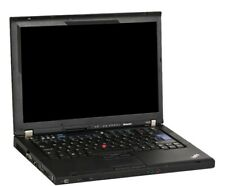 "Lenovo ThinkPad R400 14.1"" Intel Core 2 Duo 4 GB RAM 250 GB HDD Win7 DVDRW WIFI"