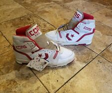 Vintage Converse Cons ERX-200 Basketball Shoes DS Deadstock NOS Red Size 17