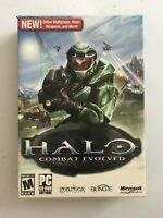 Halo Combat Evolved Microsoft game Pre Owned