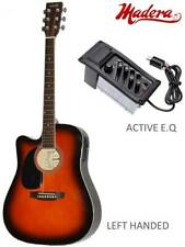 LEFT HANDED - ACOUSTIC WITH ACTIVE PICKUP (EQ) 7545R