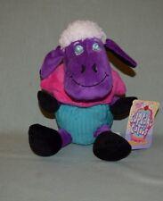 "Plush Sugar Loaf Cupcake Cuties 2013 - Purple Sheep Lamb 10"" w tag"