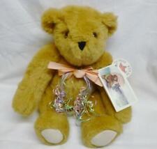 Wonderful Vintage 1987 Vermont Teddy Bear Co. Beige Bear With Original Tags.