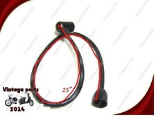 BRAND NEW ROYAL ENFIELD SPARK PLUG WIRE ASSLY C W CAP & HT LEAD