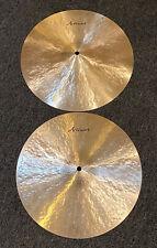 "Sabian Artisan 14"" Hi Hat Cymbals"