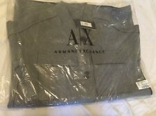 Armani Exchange Women's Bonded Wool Utility Coat XS Heather Gray $250 L5L603HS
