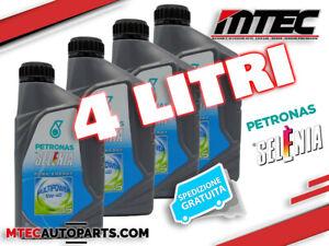 4 Liter / selenia multipower Pure Energy Gas 5W40 / Autos Methan Gas Benzin