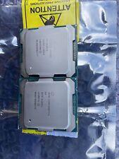 Intel SR2R6 Xeon 2.1 GHz Octa-Core (E5-2620V4) Processor Never Use, Tested Good
