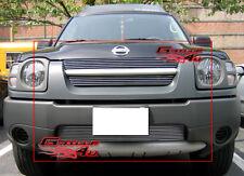 Fits Nissan Xterra Billet Grille Combo 02-04