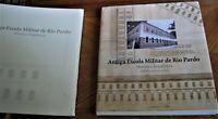 book on Brazil military academy ANTIGA ESCOLA MILITAR DE RIO PARDO - HISTÓRIA