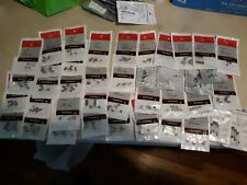 250 Volt Fuses RadioShack .various Amps.Lot of 40 4-packs, 160 total fuses,new