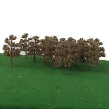 20 Model Trees 1:150 N Scale Building Park Diorama Landscape Scenery Layout
