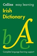 Easy Learning Irish Dictionary Trusted Support for Learning 9780008150303