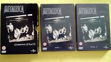 METALLICA HEAVY ROCK METAL EDITION 2 DVD CUNING STUNTS