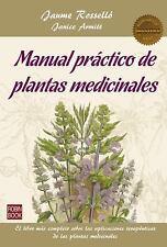 Masters/Salud: Manual Práctico de Plantas Medicinales by Janice Armitt and...