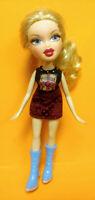 Vintage BRATZ Girl Woman Man Figure MGA Entertainment Clothes Blonde Blue eyes