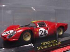 Ferrari Collection 330 P4 1967 1/43 Scale Box Mini Car Display Diecast vol 98