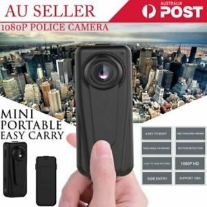 New Security Guard Camcorder Recorder HD 1080P Police Camera Body Worn Pocket