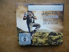 JETHRO TULL IAN ANDERSON:  Thick As A Brick live in: NEW Sealed 2 X CD + DVD