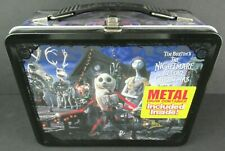 Nightmare Before Christmas Lunchbox & Thermos Unused