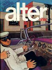rivista ALTER ALTER LINUS - Anno 1981 numero 8