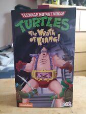 NECA TMNT The Wrath of Krang Teenage Mutant Ninja Turtles