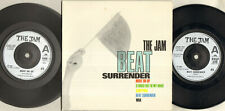"THE JAM Beat Surrender 7"" VINYL Double Pack"
