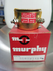 55010145 Murphy Replacement Coil Assembly for SV-24 Series, NOS