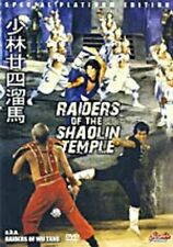 RAIDERS OF THE SHAOLIN TEMPLE-- NEW DVD-FREE  SHIPPING
