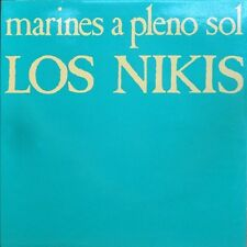 LP LOS NIKIS MARINES A PLENO SOL VINILO + CD MOVIDA PUNK