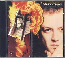 ENRICO RUGGERI - Oggetti smarriti - CD 1994 NEAR MINT CONDITION