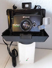 Polaroid ProPack Instant Film Camera With Timer & Strap - TESTED