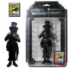 Tim Burton Alice In Wonderland Mad Hatter Black Chess Figure - 2010 SDCC-Medicom
