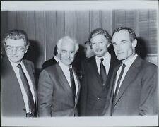 Hal Fishman, Alan Schwartz, Steve Forrest, Barry Goldwater, Mark Rylance Photo
