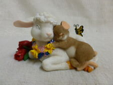 Charming Tails You Make My Dreams More Beautiful 4030946 Mouse Lamb New In Box