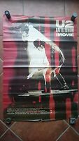 U2  - Rattle and Hum The Movie  - Tourposter - Konzertposter - Rare