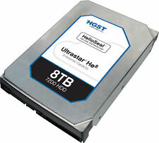 """Hitachi 8TB 7200RPM Internal Hard Drive He8 Sata/ 6.Gb/s 128MB 3.5"""" 0F23668"""