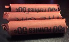 One Roll  of Copper Pennies Dates 1958 - 1982 Free Shipping