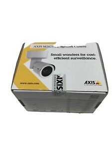 Brand New AXIS M2025-LE Network Camera White 0911-001, NEW, Free Shipping