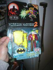 BATMAN MISSION MASTERS 2 SERIES, HYDRO ASSAULT JOKER, NEVER OPENED.