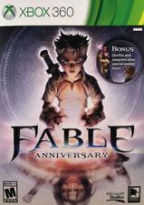Fable Anniversary with Bonus DLC  (Microsoft Xbox 360, 2014) ***NEW***