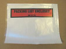 Lot 50 3m Packing List Slip Enclosed Envelopes Shipping Labels 45 X 55