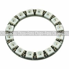 RGB LED Ring 16Bit WS2812 5050 RGB LED + Integrated Drivers For Arduino CF