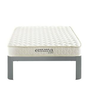 "Emma 6"" Twin Mattress -"